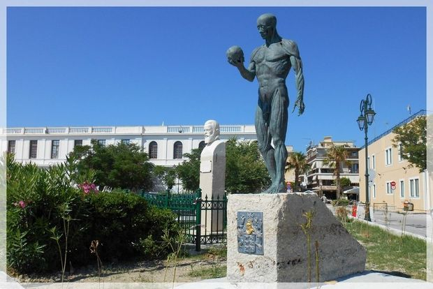 Internationaal Vesalius Symposium op eiland Zakynthos