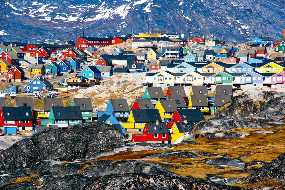 Groenland: puur maar zo anders