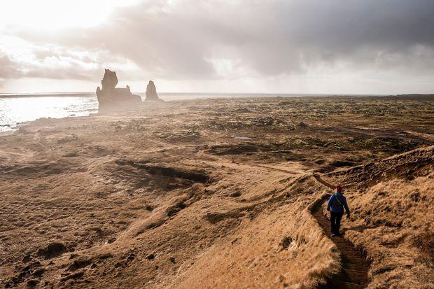 Lavavelden op Snæfellsnes., Bruno Almela