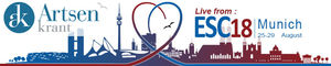 ESC2018 - European Society of Cardiology
