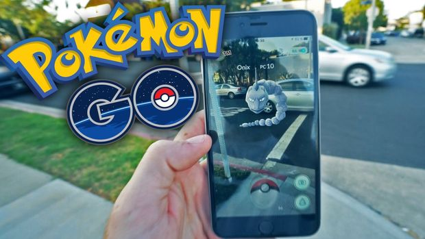 'Game on voor Pokémon Go'